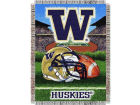 Washington Huskies Triple Woven Tapestry Throw Bed & Bath
