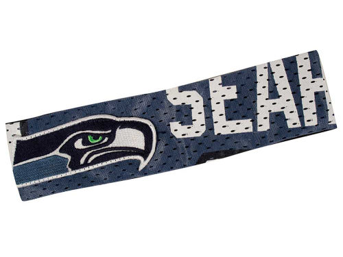 Seattle Seahawks Little Earth Fan Band Headband