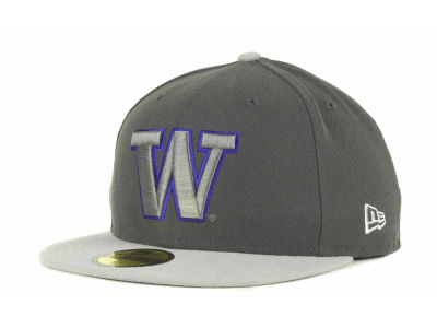 Washington Huskies NCAA AC 59FIFTY Hats