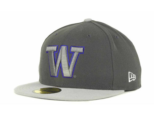 Washington Huskies New Era NCAA AC 59FIFTY Hats