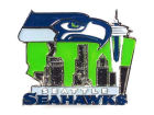 Seattle Seahawks Aminco Inc. City Pin Jewelry