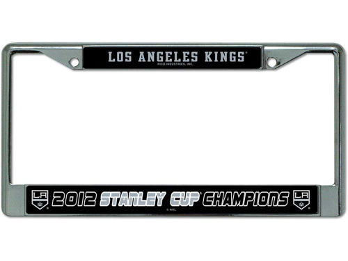 Los Angeles Kings Rico Industries 2012 NHL Champ Laser Frame