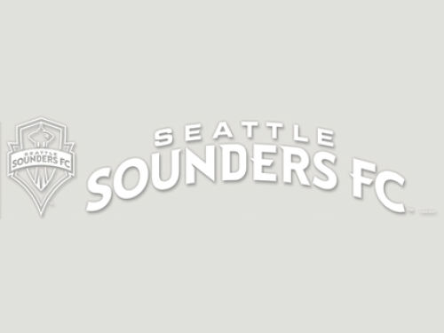 Seattle Sounders FC Wincraft Diecut Decal 4x17