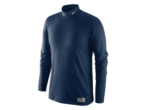 Seattle Mariners MLB AC Nike Pro Combat Core Mock