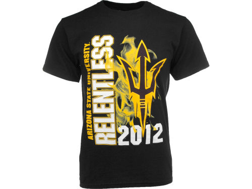 Arizona State Sun Devils 2012 NCAA Mens Game Day Relentless T-Shirt