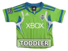 Seattle Sounders FC adidas MLS Toddler Replica Jersey Jerseys