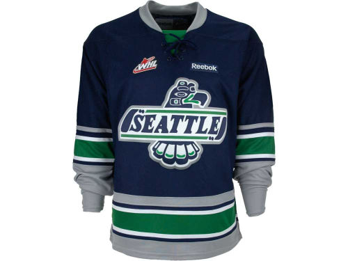 Seattle Thunderbirds NHL Premier Jersey