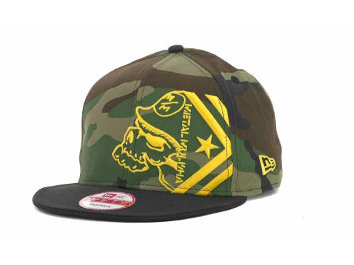 Metal Mulisha Restore Snapback 9FIFTY Cap Hats