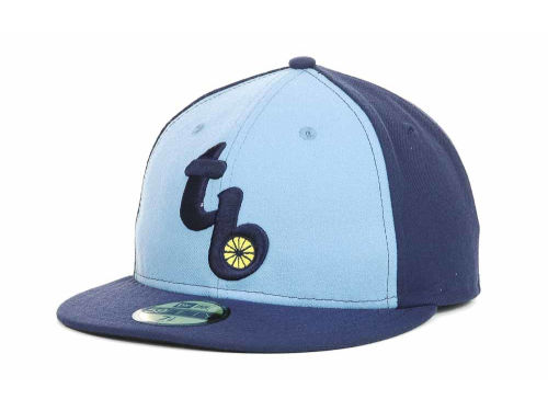 Tampa Bay Rays New Era MLB 2012 Turn Back The Clock 59FIFTY Hats