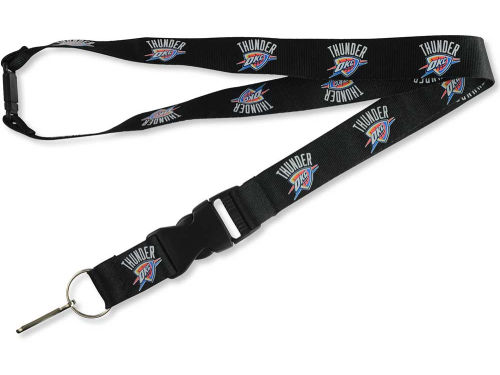 Oklahoma City Thunder Aminco Inc. Lanyard