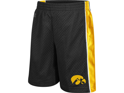 Iowa Hawkeyes Colosseum NCAA Toddler Dodge Short
