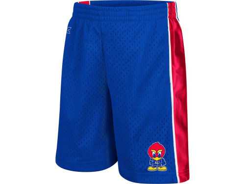 Kansas Jayhawks Colosseum NCAA Toddler Dodge Short