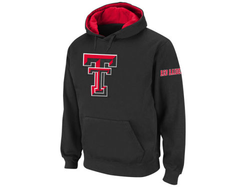 Texas Tech Red Raiders Colosseum NCAA Big Logo Hoody