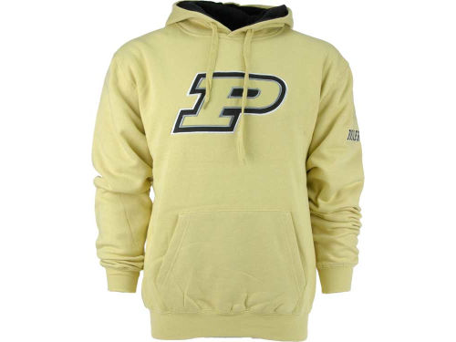 Purdue Boilermakers Colosseum NCAA Youth Big Logo Hoodie