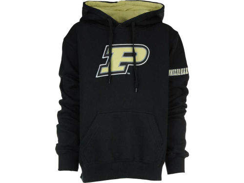 Purdue Boilermakers Colosseum NCAA Womens Big Logo Hoodie