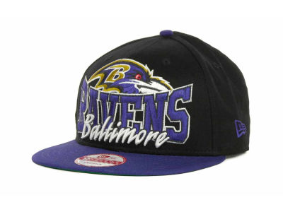 Baltimore Ravens NFL Out And Up Snapback 9FIFTY Cap Hats
