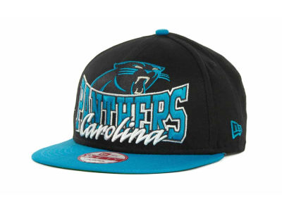 Carolina Panthers NFL Out And Up Snapback 9FIFTY Cap Hats