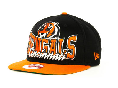 Cincinnati Bengals NFL Out And Up Snapback 9FIFTY Cap Hats