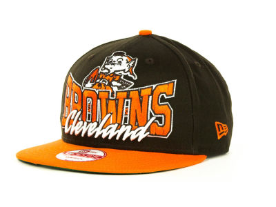 Cleveland Browns NFL Out And Up Snapback 9FIFTY Cap Hats