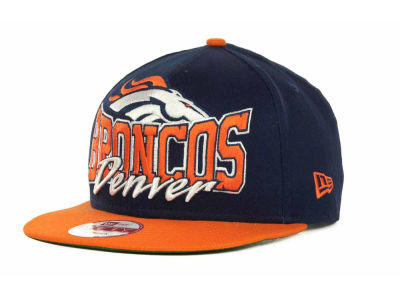 Denver Broncos NFL Out And Up Snapback 9FIFTY Cap Hats