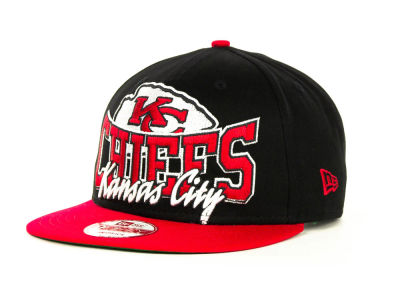Kansas City Chiefs NFL Out And Up Snapback 9FIFTY Cap Hats