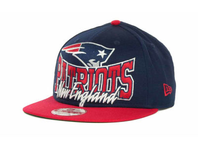 New England Patriots NFL Out And Up Snapback 9FIFTY Cap Hats