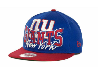 New York Giants NFL Out And Up Snapback 9FIFTY Cap Hats