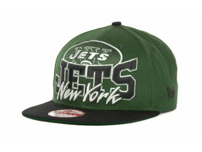 New York Jets NFL Out And Up Snapback 9FIFTY Cap Hats