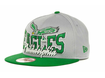 Philadelphia Eagles NFL Out And Up Snapback 9FIFTY Cap Hats