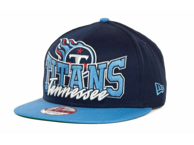 Tennessee Titans NFL Out And Up Snapback 9FIFTY Cap Hats