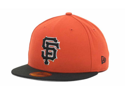 San Francisco Giants MLB Retro World Series Patch 59FIFTY Hats