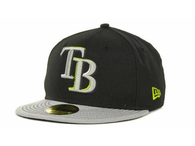 Tampa Bay Rays MLB Multi Pop 59FIFTY Cap Hats