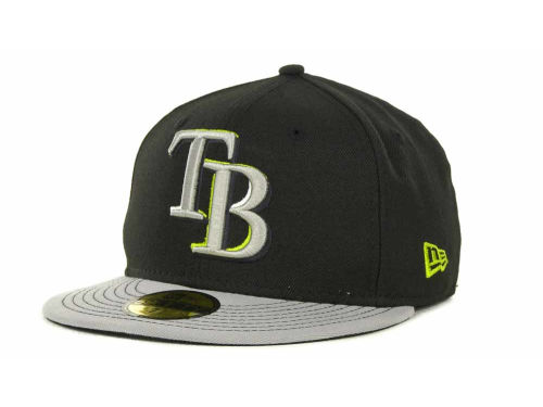 Tampa Bay Rays New Era MLB Multi Pop 59FIFTY Cap Hats