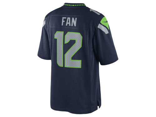 Seattle Seahawks Marshawn Lynch Nike NFL Limited Jersey
