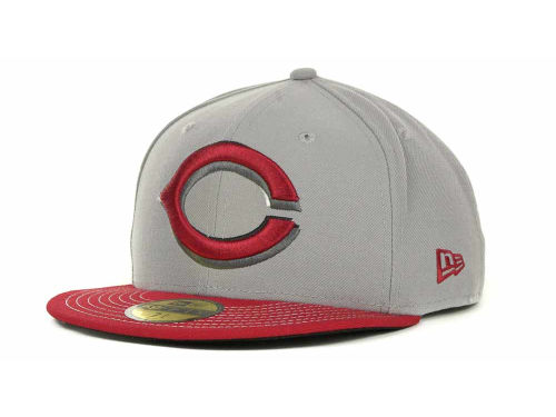 Cincinnati Reds New Era MLB Multi Pop 59FIFTY Cap Hats