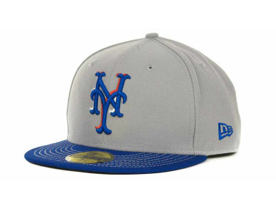 New York Mets MLB Multi Pop 59FIFTY Cap Hats