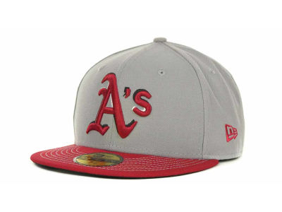 Oakland Athletics MLB Multi Pop 59FIFTY Cap Hats