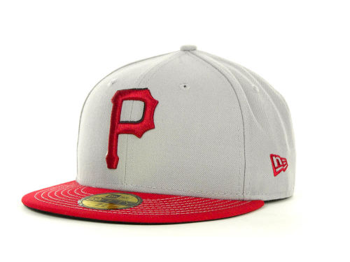Pittsburgh Pirates New Era MLB Multi Pop 59FIFTY Cap Hats