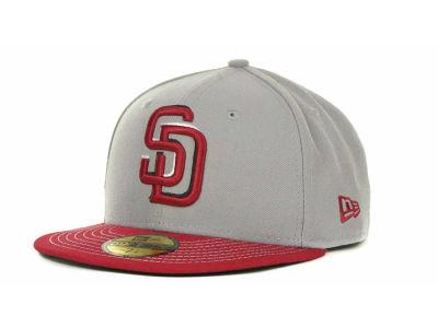 San Diego Padres MLB Multi Pop 59FIFTY Cap Hats