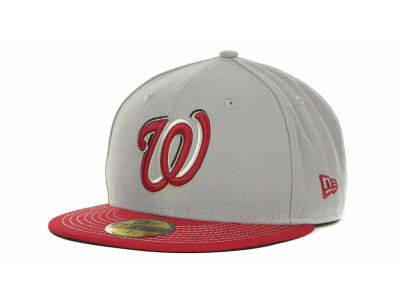 Washington Nationals MLB Multi Pop 59FIFTY Cap Hats