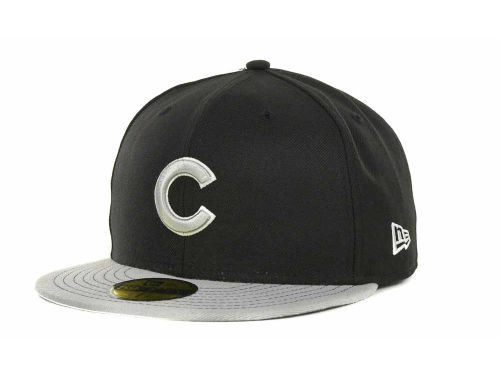 Chicago Cubs New Era MLB City Under 59FIFTY Cap Hats