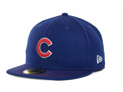 Chicago Cubs MLB City Under 59FIFTY Cap Hats
