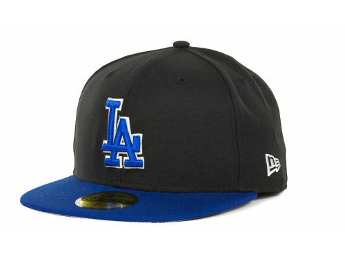 Los Angeles Dodgers New Era MLB City Under 59FIFTY Cap Hats