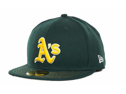 Oakland Athletics New Era MLB City Under 59FIFTY Cap Hats
