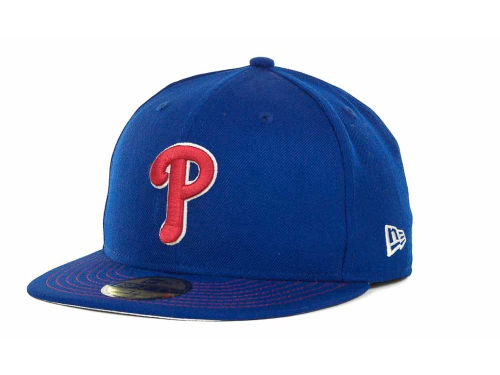 Philadelphia Phillies New Era MLB City Under 59FIFTY Cap Hats