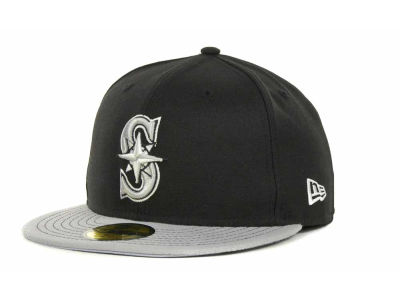 Seattle Mariners MLB City Under 59FIFTY Cap Hats