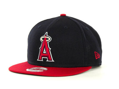 Los Angeles Angels of Anaheim MLB Basic Strapback 9FIFTY Cap Hats