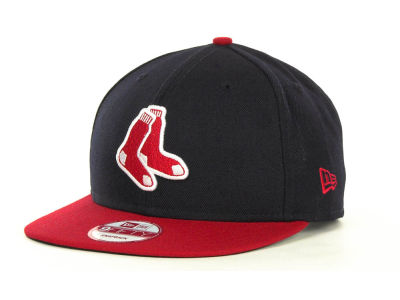Boston Red Sox MLB Basic Strapback 9FIFTY Cap Hats