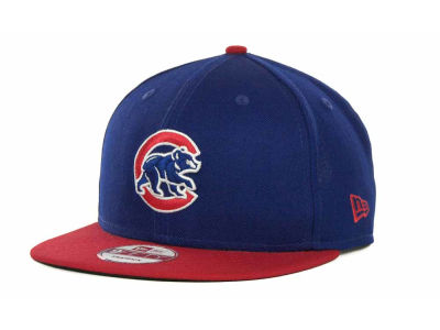 Chicago Cubs MLB Basic Strapback 9FIFTY Cap Hats
