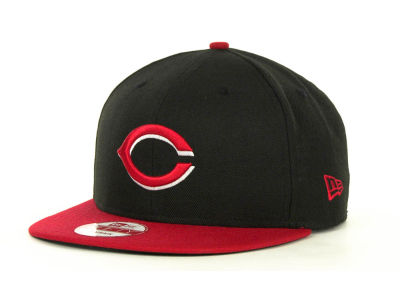 Cincinnati Reds MLB Basic Strapback 9FIFTY Cap Hats